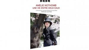 Amélie Nothomb : une vie entre deux eaux