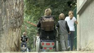 Tous parents : parentalité et handicap