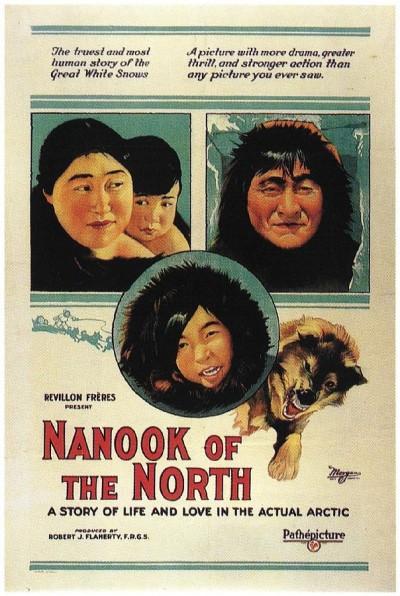 Nanouk l'Esquimau - 1922