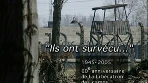 Ils ont survécu : les déportés rescapés 1945-2005