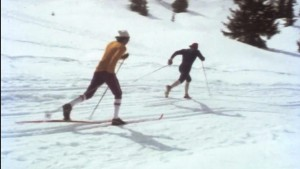Ski de fond, ski léger