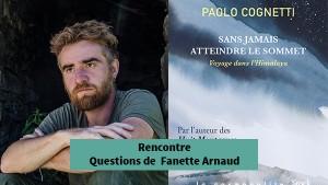 Paolo Cognetti - Rencontre