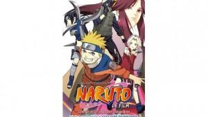 Naruto et la princesse des neiges