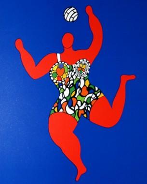 Niki de Saint Phalle : un rêve d'architecte