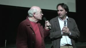 Robert Bober à la Cinémathèque de Grenoble