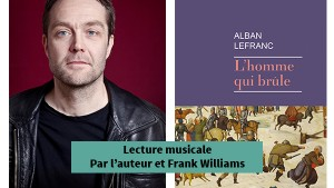 Alban Lefranc - Lecture musicale