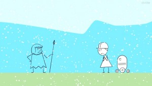 La préhistoire de Néandertal