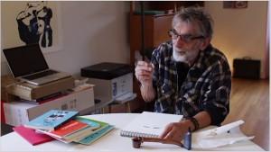 Edmond Baudoin : Grenoble en portrait(s)