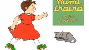 Mimi Cracra et ses poissons