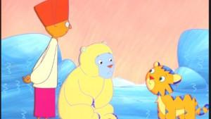 Balthazar et l'ours polaire