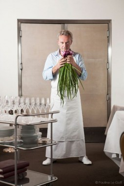 Alain Passard et la passion du légume