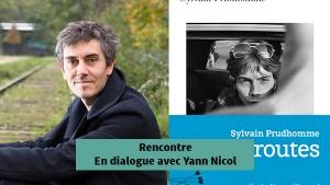 Sylvain Prudhomme - Rencontre