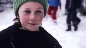 En classe de neige