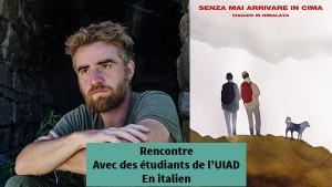 Paolo Cognetti – Rencontre en VO (Italien)