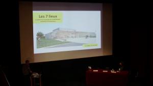 Les 7 lieux à Bayeux : Programmation et aspects innovants - Nicolas Beudon