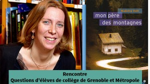 Madeline Roth – Rencontre scolaire