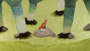 Le renard minuscule