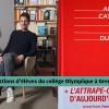 Arnaud Cathrine - Rencontre scolaire