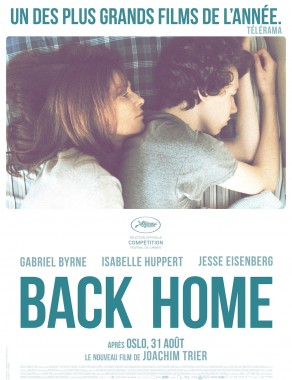 BACK HOME de Joachim Trier